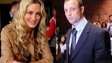 <b>Chyba szczęśliwi</b><br> Oscar i Reeva poznali się na przyjęciu 4 listopada 2012 roku i szybko zostali parą, a modelka wprowadziła się do domu biegacza. Znajomi mówili, że wyglądali na szczęśliwych. Później jeden z nich przyznał, że Reeva miała w związku jakieś problemy, o których nie zdążyła mu powiedzieć.