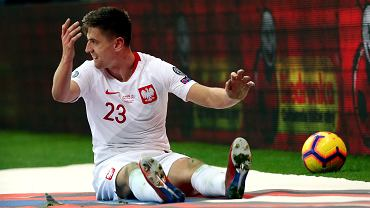 Polska - Łotwa. Murawa na Stadionie Narodowym nie ułatwiła nam zadania
