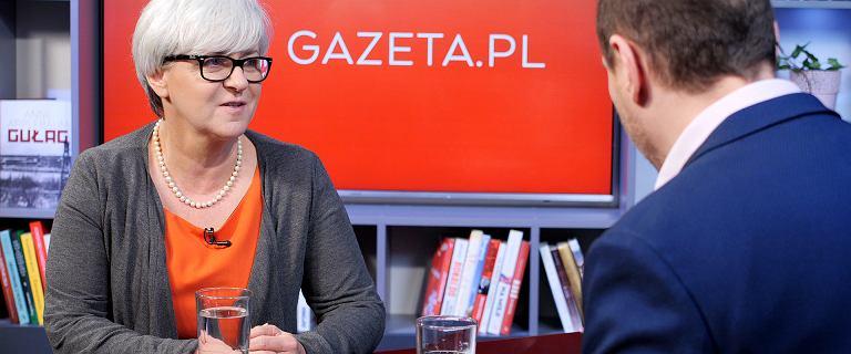 Kluzik-Rostkowska: Morawiecki wpadł w sidła, które zastawił na niego Kaczyński