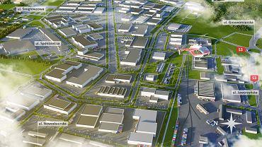 Tak można zagospodarować teren dawnego lotniska w Legnicy