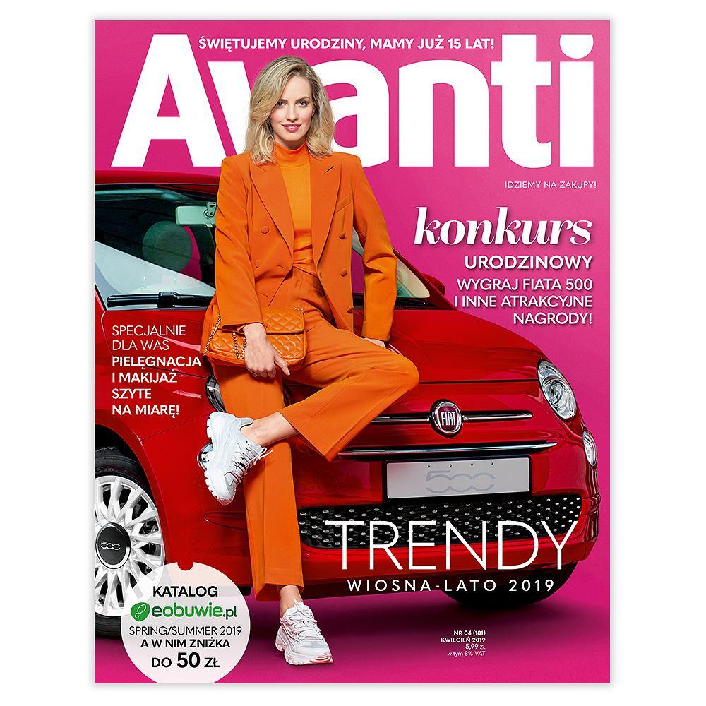 """""""Avanti"""" świętuje 15 lat! Jubileuszowy numer w kioskach"""