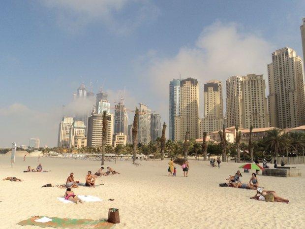 Plaża w Dubaju, ZEA / fot. Shutterstock