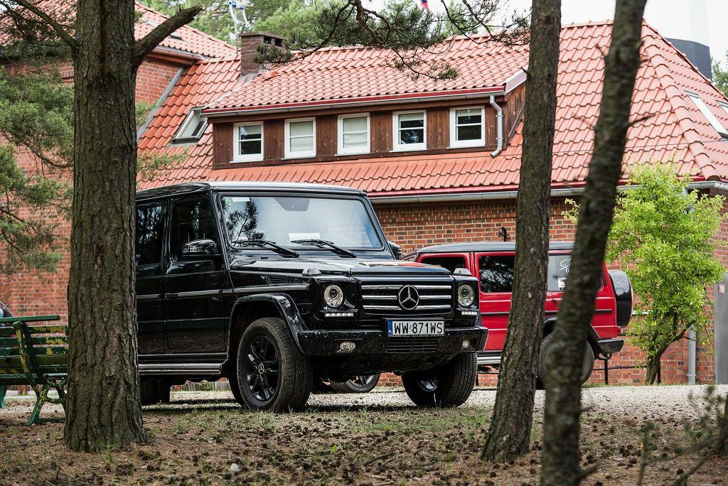 Mercedes Klasa G