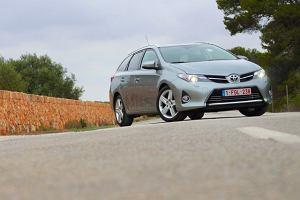 Toyota Auris Touring Sports - test | Pierwsza jazda