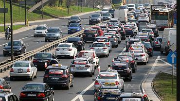W środę utrudnienia na drogach. Odbędzie się ogólnopolski protest taksówkarzy