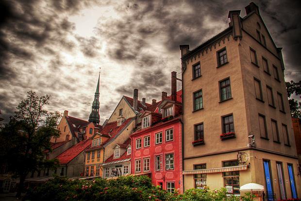 Łotwa Ryga - Stare Miasto w Rydze / Flickr.com / gtal1