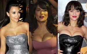 Kim Kardashian, Salma Hayek, Marion Cotillard