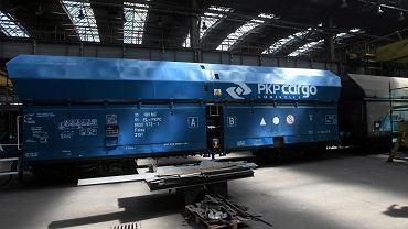 Zakład napraw taboru kolejowego PKP CARGO w Szczecinie