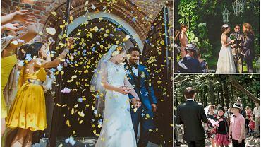 Ślub w plenerze wybiera coraz więcej osób