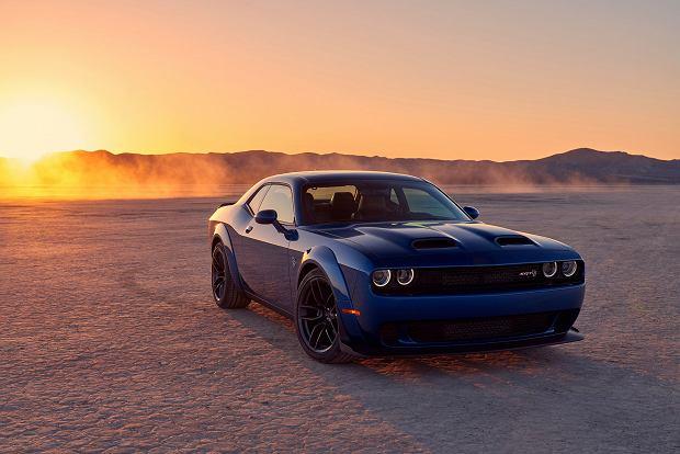 Dodge Challenger Redeye - Dodge pokazuje prawdziwą bestię