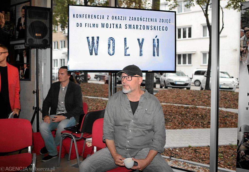 Wojciech Smarzowski, reżyser filmu