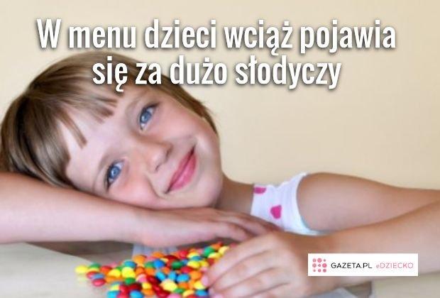 Co jedzą dzieci w polskich żłobkach?
