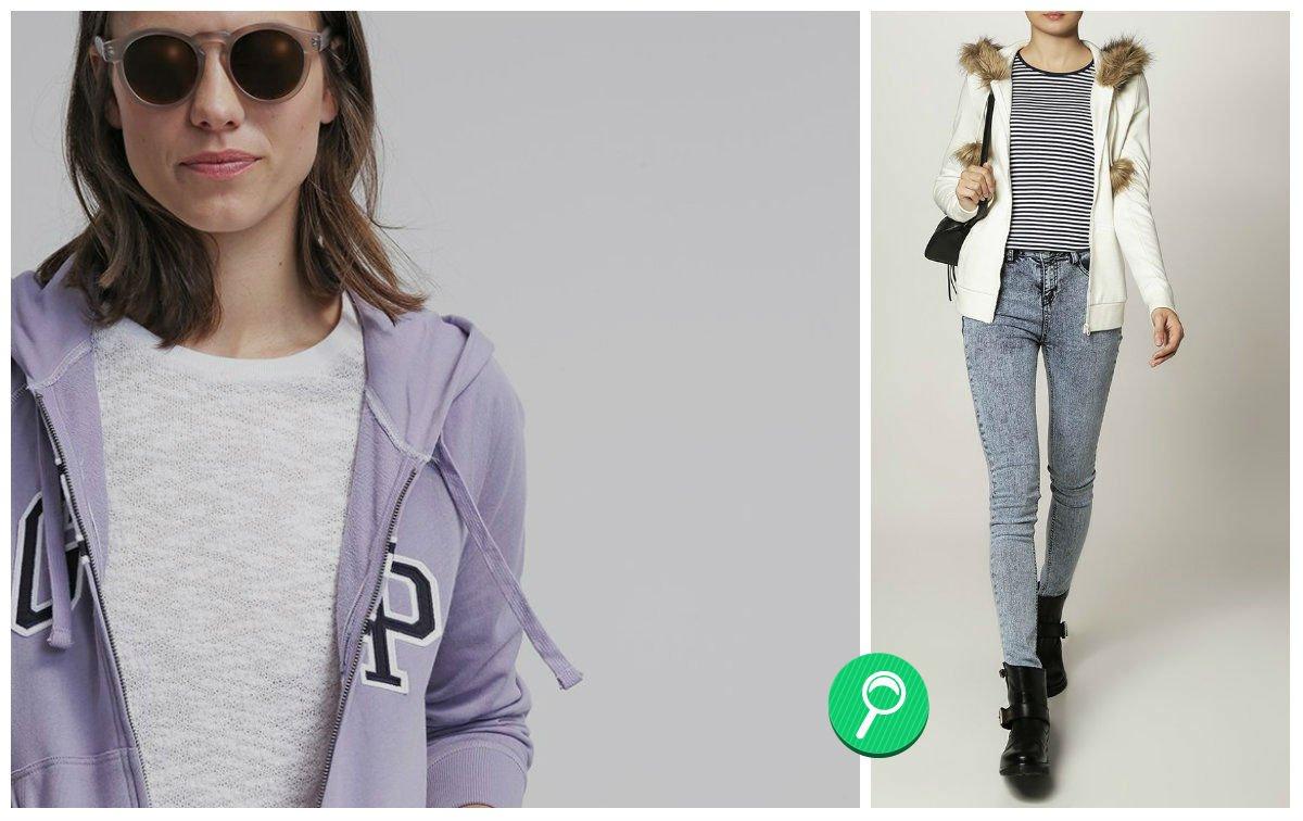 Najmodniejsze bluzy damskie BeJeans.pl