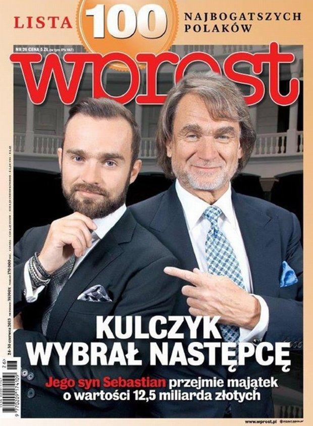 Sebastian i Jan Kulczykowie