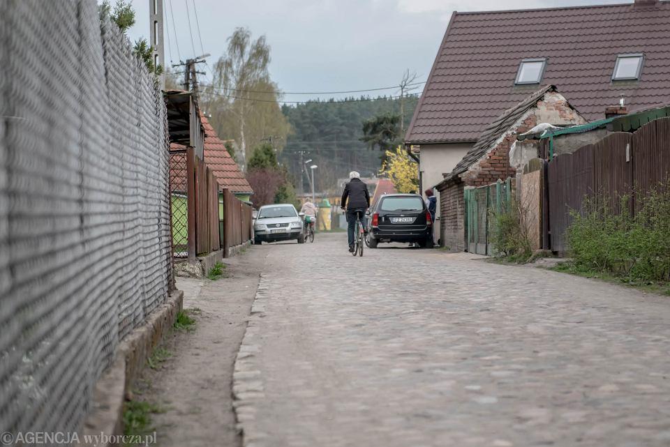 Zawada, sołectwo w dzielnicy Nowe Miasto