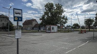 Dworzec w Mrągowie