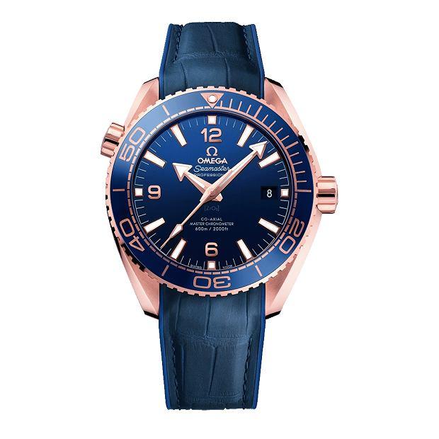 Omega Seamaster Planet Ocean, Nr ref. 215.63.44.21.03.001