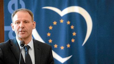 Jacek Protasiewicz, europoseł Platformy Obywatelskiej
