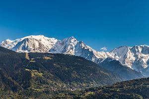 Polka zginęła w lawinie na zboczu Mont Blanc