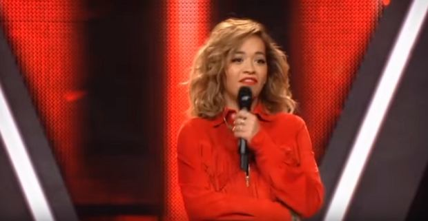 Rita Ora 'Your Song' (The Voice of Germany)