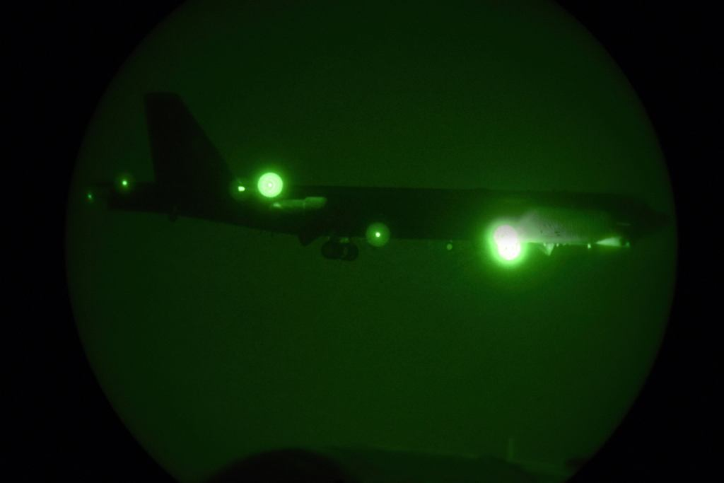 Bombardier B-52H