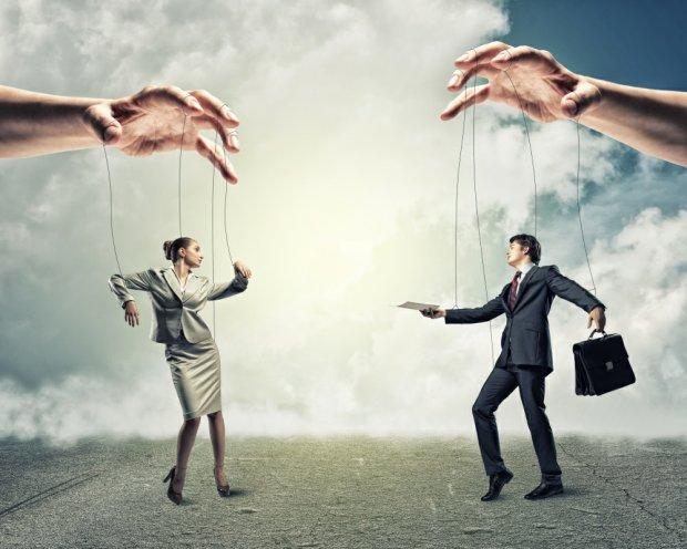 Jak poradzić sobie z manipulatorem