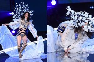 Ming Xi na pokazie Victoria's Secret