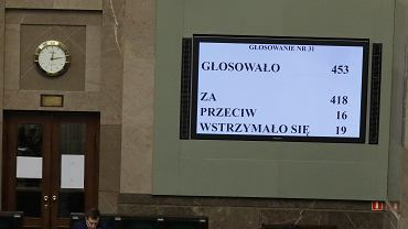 Drugi dzień 8 posiedzenia Sejmu IX kadencji w czasie epidemii koronawirusa