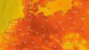 Pogoda w Polsce we wtorek 31 lipca