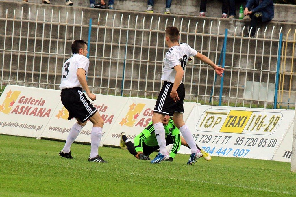 Trzecia liga: Stilon Gorzów - Karkonosze Jelenia Góra 1:0 (1:0)
