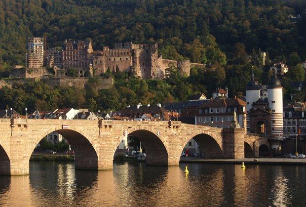 Stary Most w Heidelbergu