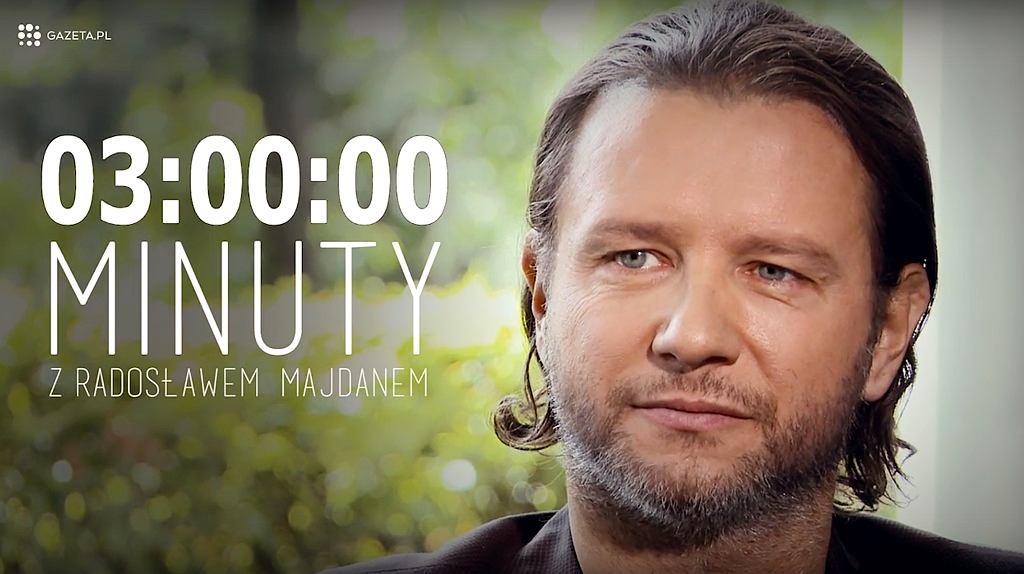 3 minuty z Radosławem Majdanem