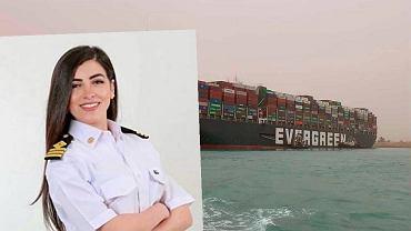 Kapitan Marwa Elselehdar oskarżana o blokadę Kanału Sueskiego. 'Byłam w szoku'