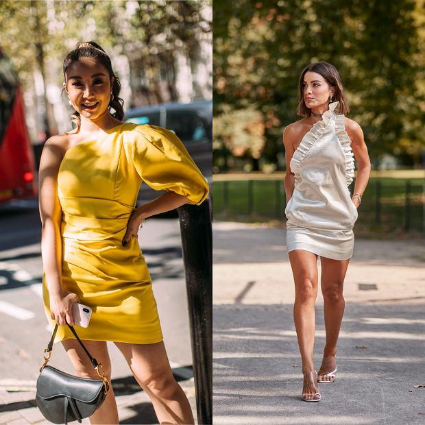 Sukienki z jedwabiu mini