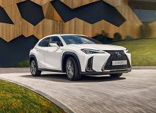 Wiemy już wszystko na temat nowego SUV-a Japończyków. Jaki jest Lexus UX?
