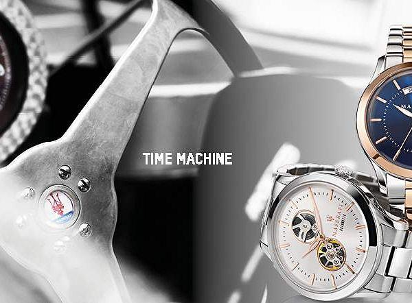 Maserati - zegarek dla fanów luksusu