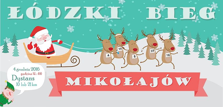 Łódzki Bieg Mikołajów