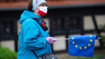 Europa a pandemia koronawirusa