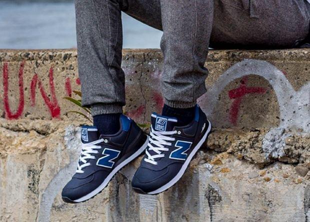 Buty z kolekcji New Balance.