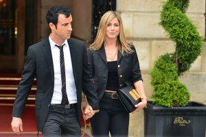 Justin Theroux i Jennifer Aniston
