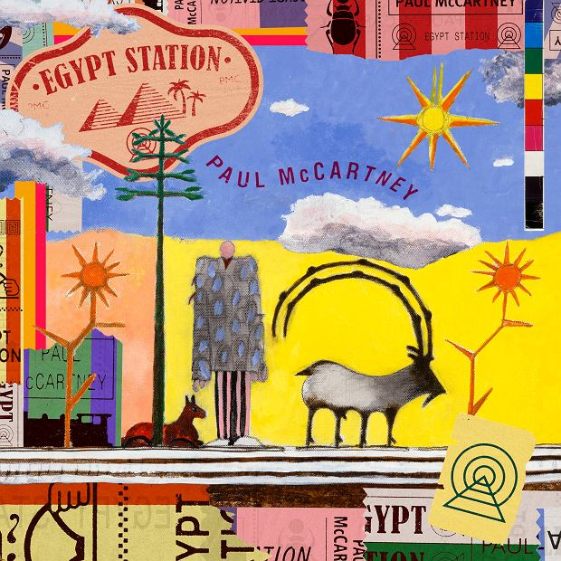 'Egypt Station', Paul McCartney