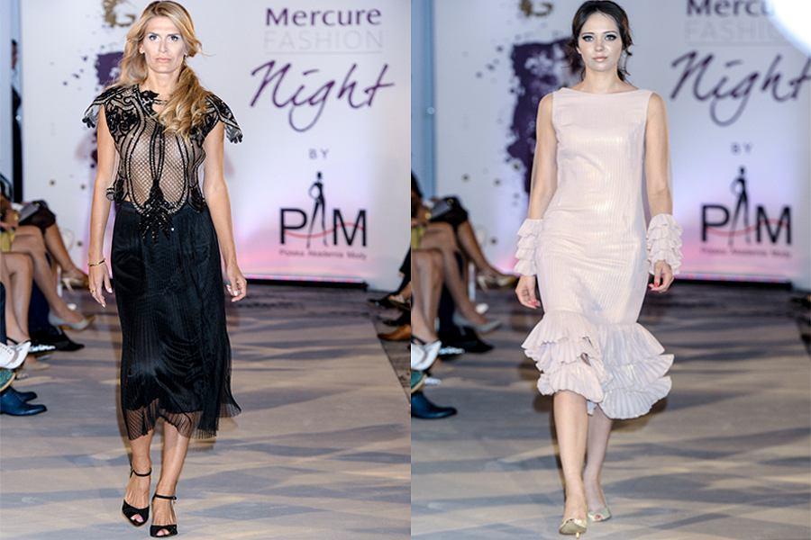 Hanna Bieńkowska - pokaz podczas Mercure Fashion NIght