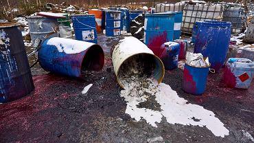 Zgierz. Ruszył proces w sprawie niebezpiecznych odpadów. (zdj. ilustracyjne)