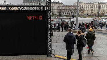 FOTOGRAFIA ILUSTRACYJNA / Wydarzenie tematyczne na kilka dni przed premiera serialu  Wiedźmin  wyprodukowanego przez Netflixa .