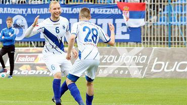 Lubuska czwarta liga: Stilon Gorzów - Odra Bytom Odrzański 5:0 (3:0)