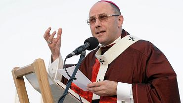 Prymas Polski abp Wojciech Polak, którego zaatakował biskup kaliski Edward Janiak