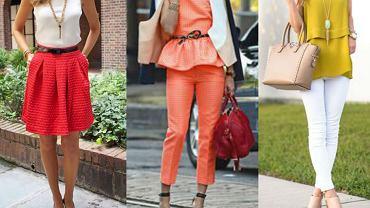 Kolaż Avanti24 / www.blog.styleestate.com, autor: brak informacji / www.oliviasstyle.blogspot.it, autor: brak informacji / www.stylishwife.com, autor: brak informacji