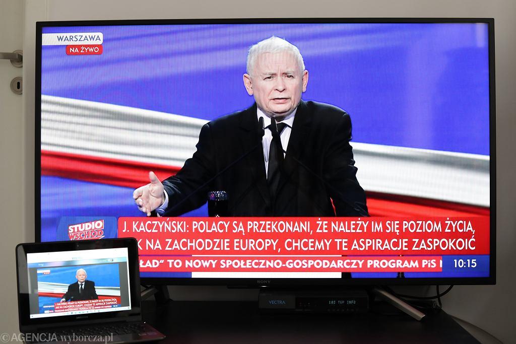 PiS zaprezentował Polski Ład