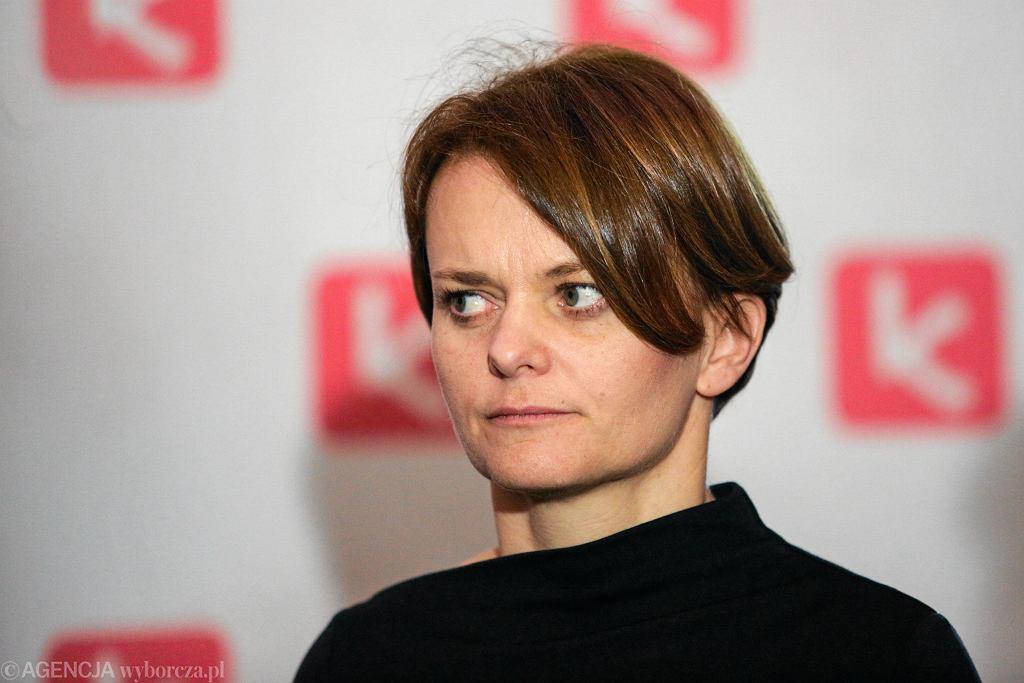 Wicepremier i minister rozwoju Jadwiga Emilewicz.