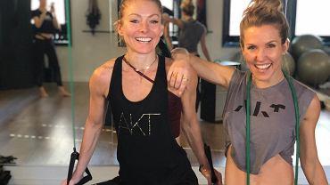 Kelly Ripa od lat ćwiczy z Anną Kaiser